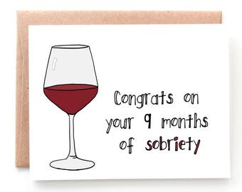 9 Months of Sobriety