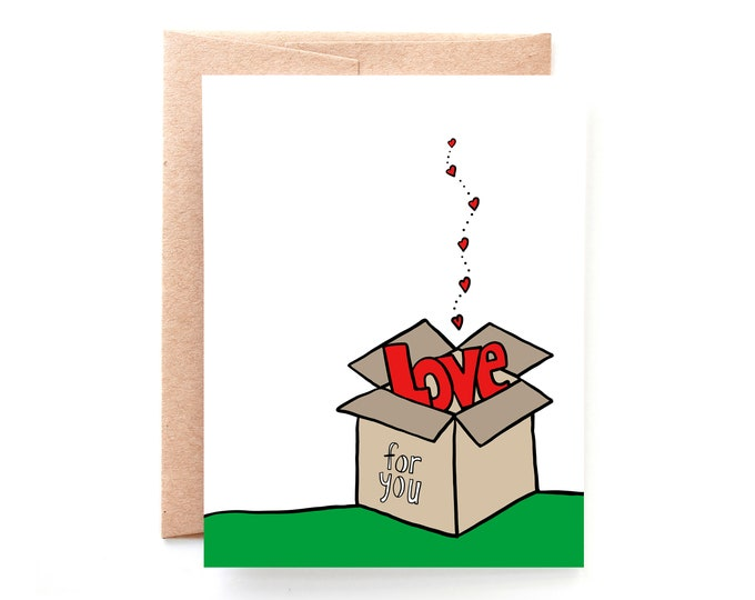 Box of Love For You
