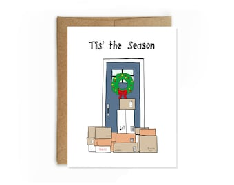Tis the Season Holiday Card