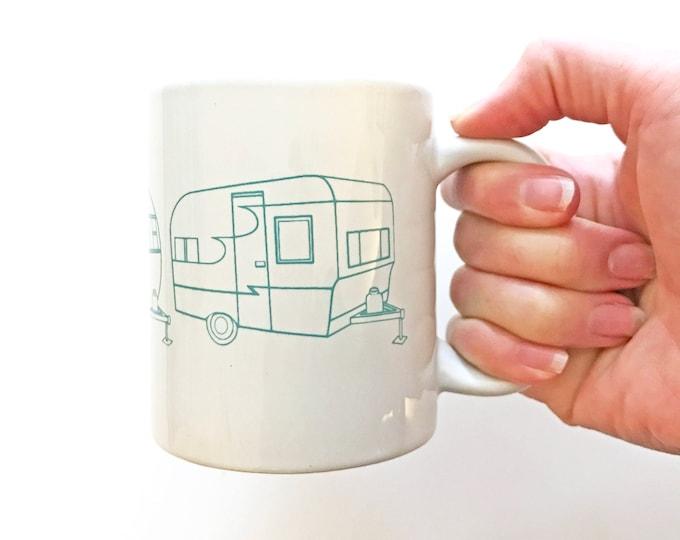 Retro Camper Coffee Mug