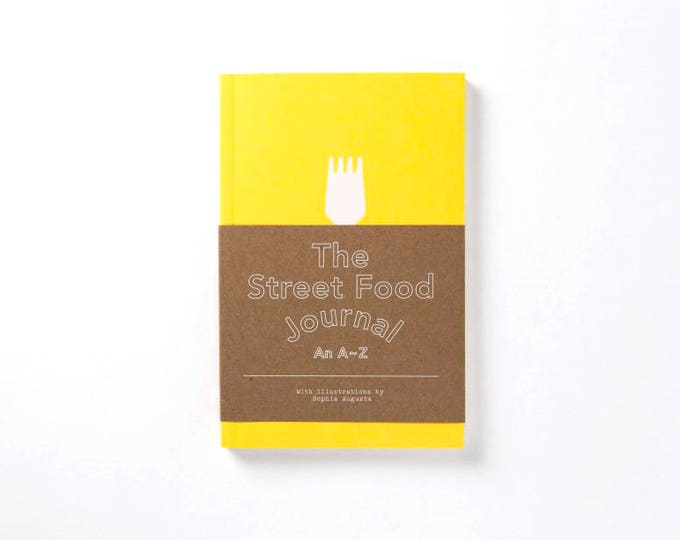 Street Food Journal