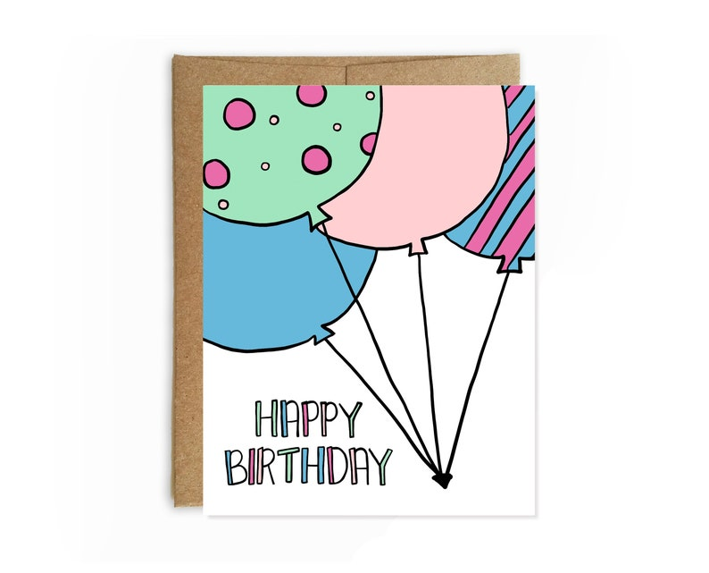 Happy Birthday Card Friend