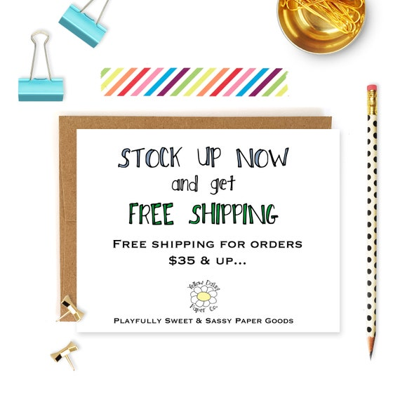 Discounted Cards Grab Bag of 10 Imperfect Cards 10 Cards GRAB BAG Seconds Sale
