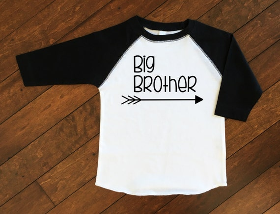 Big Brother Shirt Pregnancy Announcement Shirt Sibling Etsy