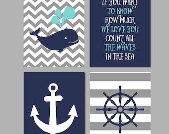Nautical Decor For Baby Boy Room  from i.etsystatic.com