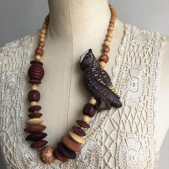 Vintage Jewelry Chunky Jewelry Vintage Necklace Vi