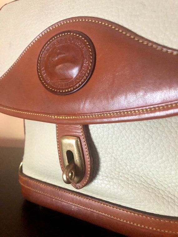 Vintage Dooney & Bourke All-Weather Leather Duck Bag