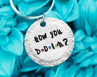 How You Doin Funny Friends TV Show Gifts For Best Friends Gifts For Friends Birthday Gifts, Novelty Gifts For Her, Joey Tribiani Quote