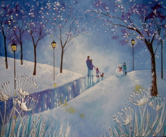 Winter Memories - Very high quality Sinterex Print