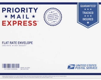 USA express mail upgrade to free shipping