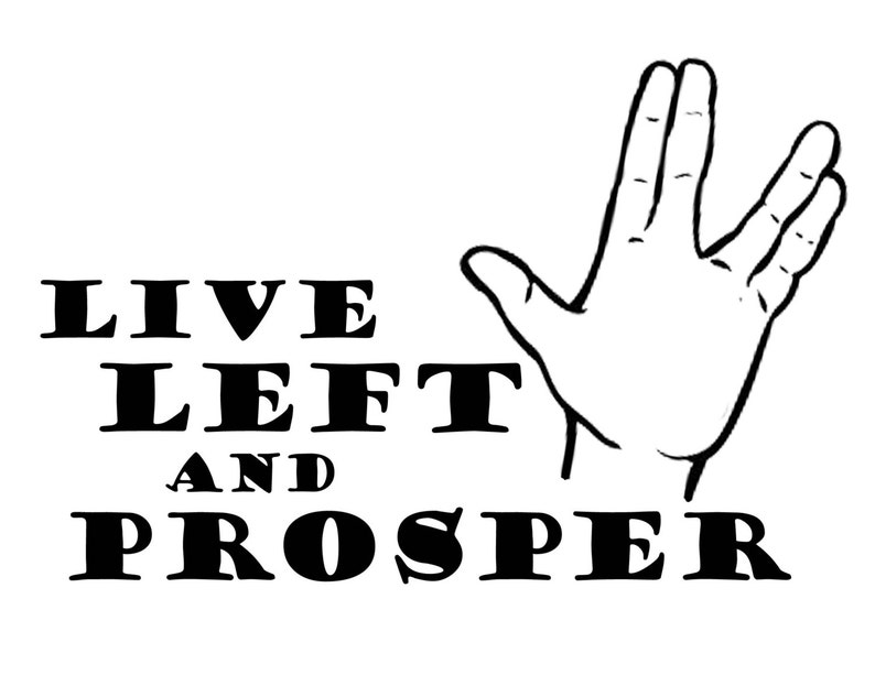 Live Left Graphic image 0