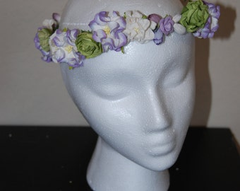 The Marsha Flower Halo