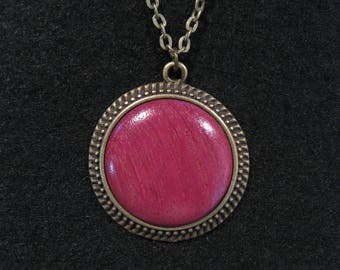 Purpleheart Necklace