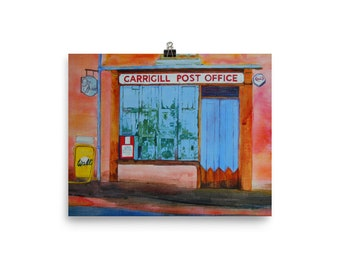 Country Post Office, Garrigill