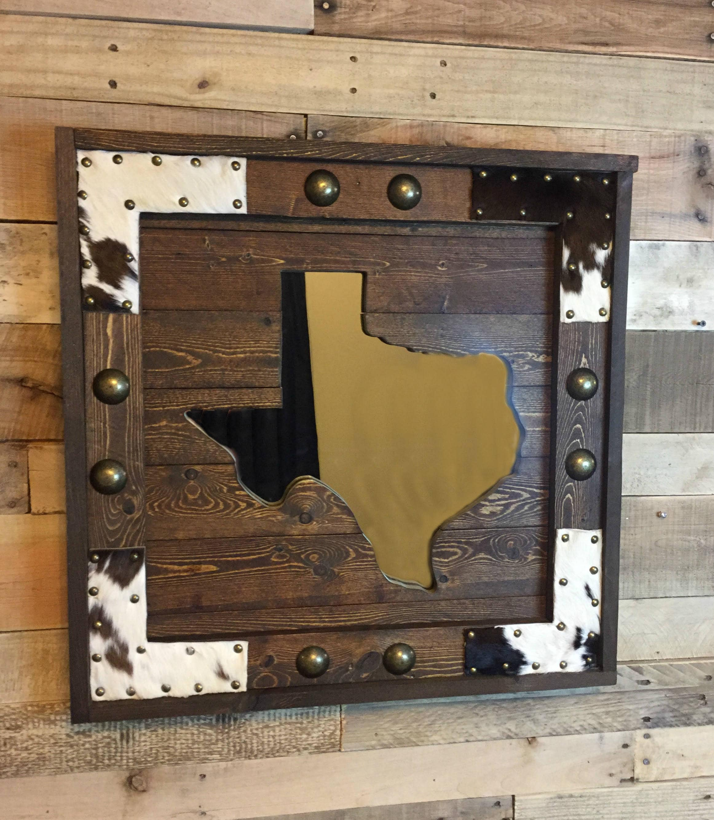 Wooden Texas Recycled Pallet Sign By Rusticrestyle On Etsy: Recycled Wood Texas Mirror Wooden Pallet Texas Mirror