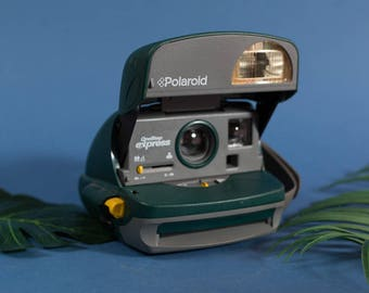 Onestep Express Polaroid Instant Film Camera