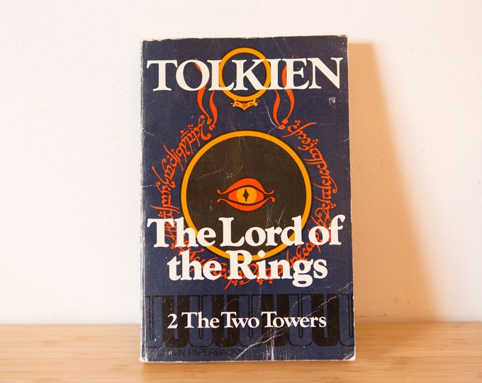 Lord of the Rings Part II - The Two Towers - TOLKIEN (Paperback, 1977)