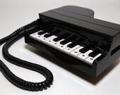 1980s Grand Piano Novelty Phone