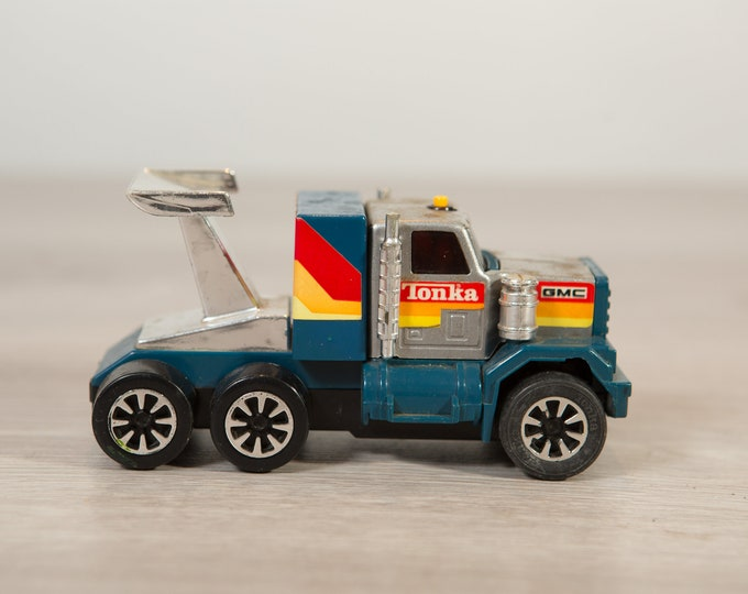 Vintage Tonka Truck - Collectible Antique Metal Toy