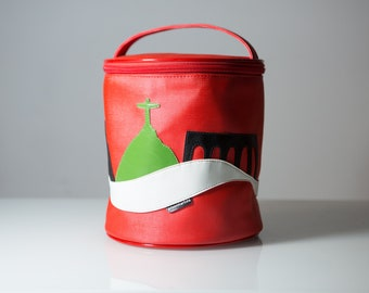 Coca-Cola Rio 2016 Olympics Soft Cooler - Vintage Coke Bag by Gilson Martins