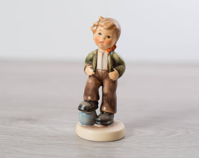 "Hummel Goebel Figurine, ""Let's Play! Spielst mit mir?"" from Germany"