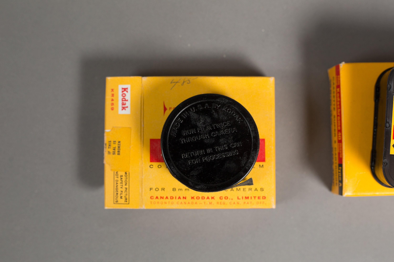 Kodachrome 2 and Kodachrome 40 film - 8mm and super 8 film