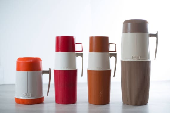 image 0 - Glass Thermos