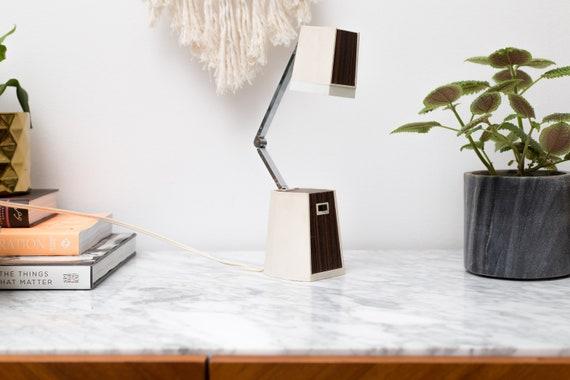 Lampe de chevet pied bois frais luminaire pied lampe bureau
