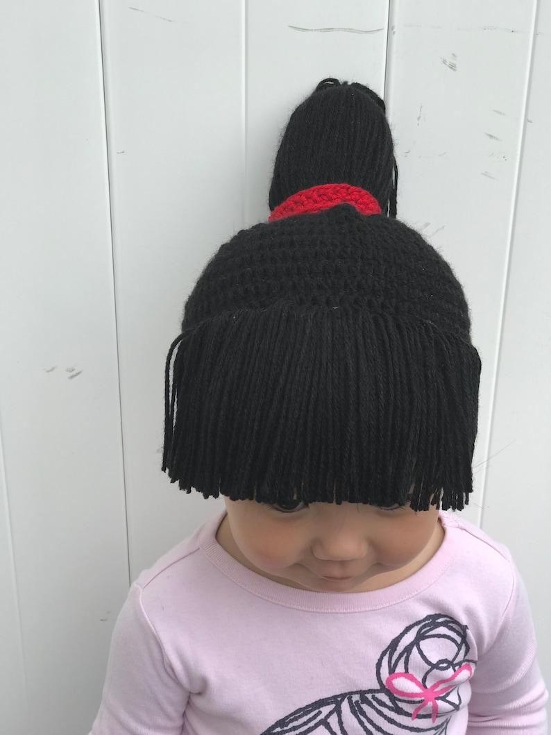 23a69c8340f Agnes despicable me hat hat Baby Agnes gru wig Despicable
