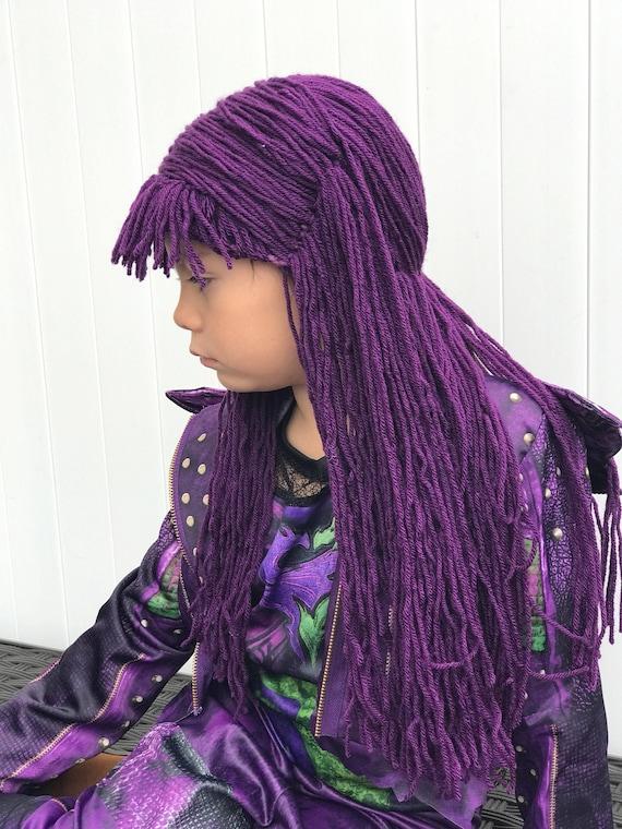 Disguise Disney Descendants 2 Mal Isola Bambino Guanti Costume Halloween