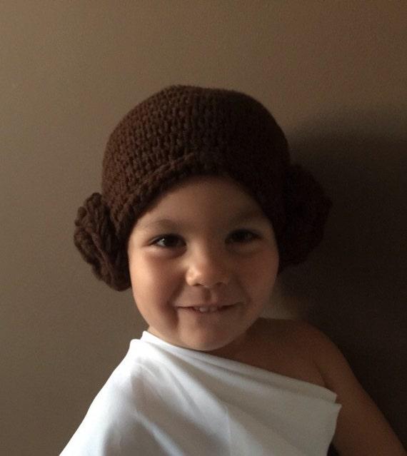 Häkeln Sie Prinzessin Leia Kostüm Star Wars Prinzessin Leah   Etsy