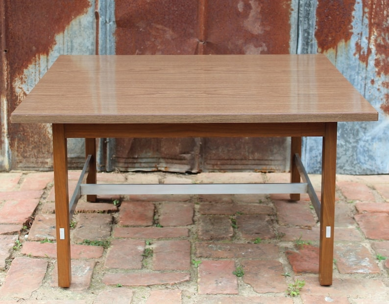 44be269a25c6 Vintage Paul Mccobb Square Coffee Table for Calvin Furniture