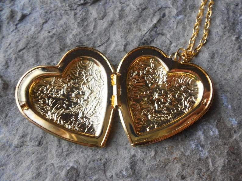 Photos Cruise Turtle Collector Tropical Turtle Keepsakes High Quality Vacation Cruise Gold Plated Sea Turtle Heart Locket!!