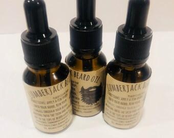 Beard Oil All Natural Men's Stocking Stuffer