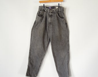edd2bd342 Levi's Silver Tab Baggy Jeans 90's Era Men's Size 31/32 Gray Faded Light  Two pleat Front High in waist Early 90's era Vintage