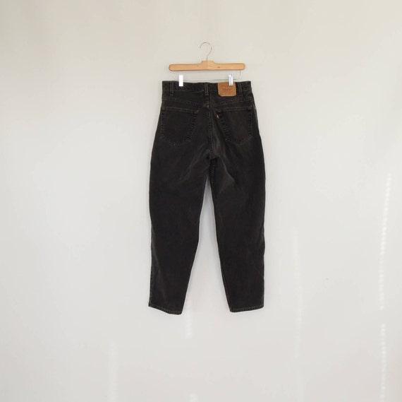 Men's Levi's Jeans Jet Black 90's Era  Great condi
