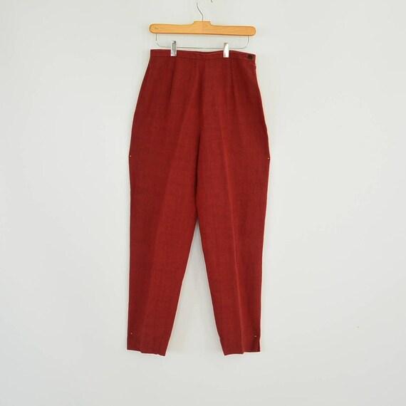 Lat Naylor Think Tank Linen Pant Suit High End De… - image 5
