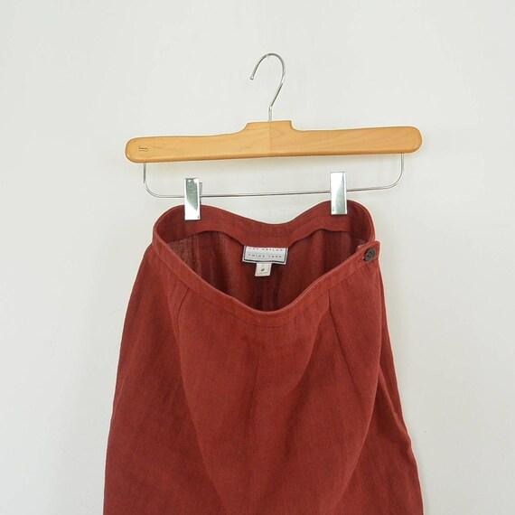 Lat Naylor Think Tank Linen Pant Suit High End De… - image 10