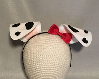 how to make dog ears for costume