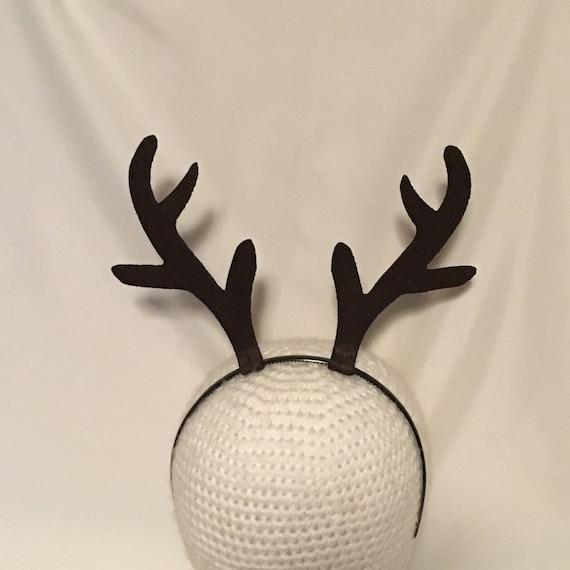 Antlers Deer Elk Reindeer Frozen Sven Headband Birthday Party