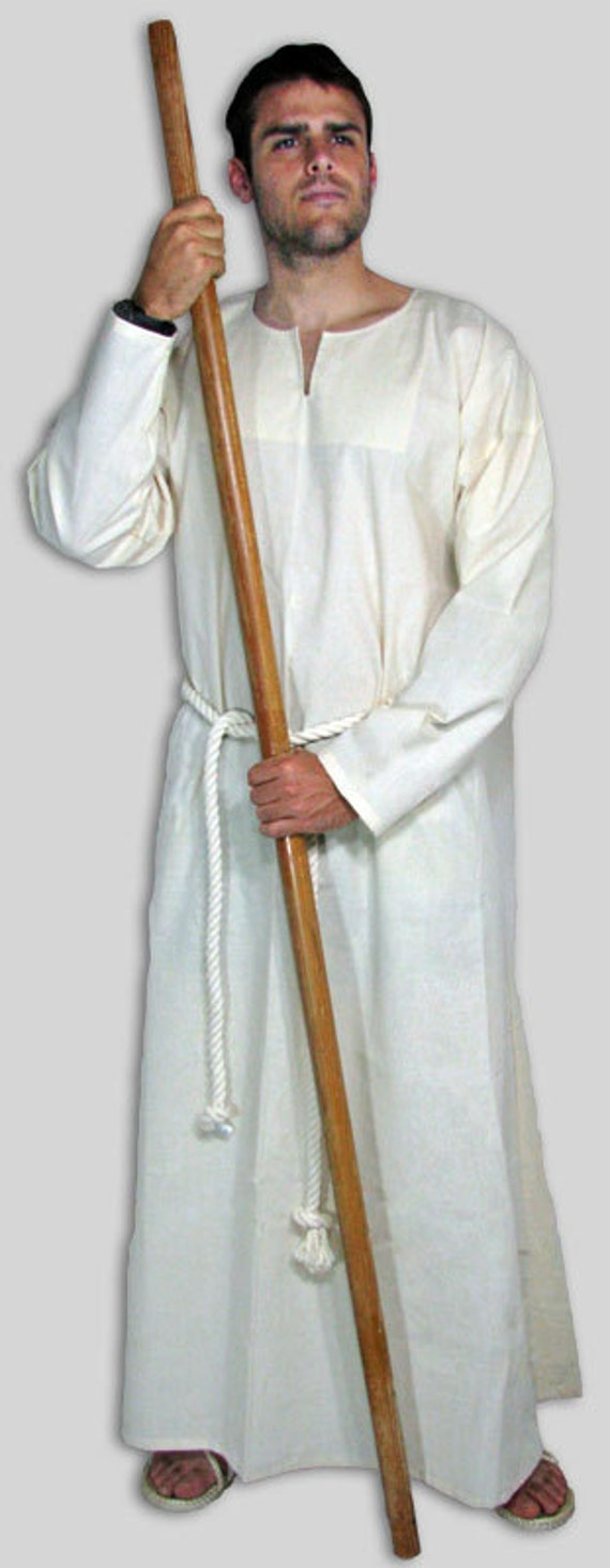 Robe for Ritual, Biblical, Religious, Fraternity Initiation, LARP, SCA, Faire