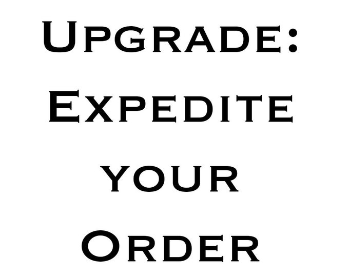 Rush Your Order, Significantly Reduces Build Time