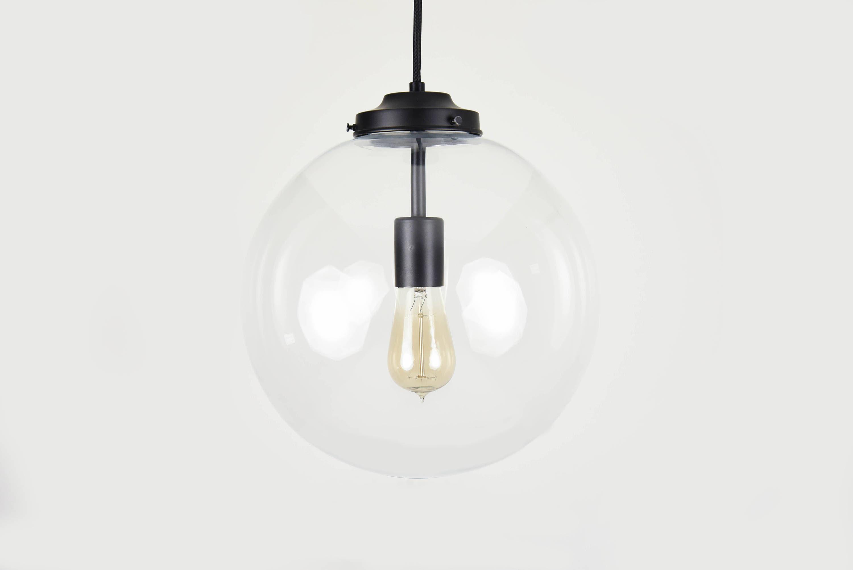 Tacoma Pendant Light Matte Black