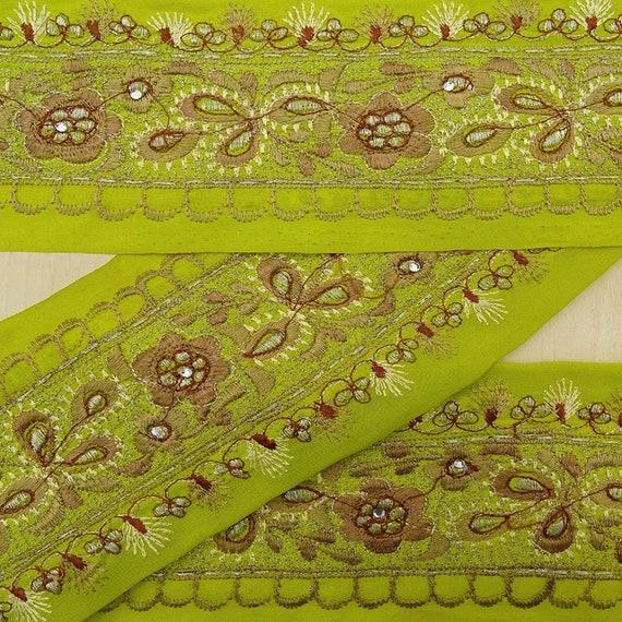 SoHo Nap Mat Safari Jungle All Hand Embroidery