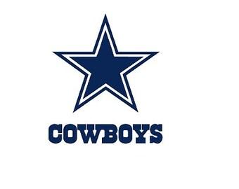 Dallas Cowboys Decal  31c7cce29