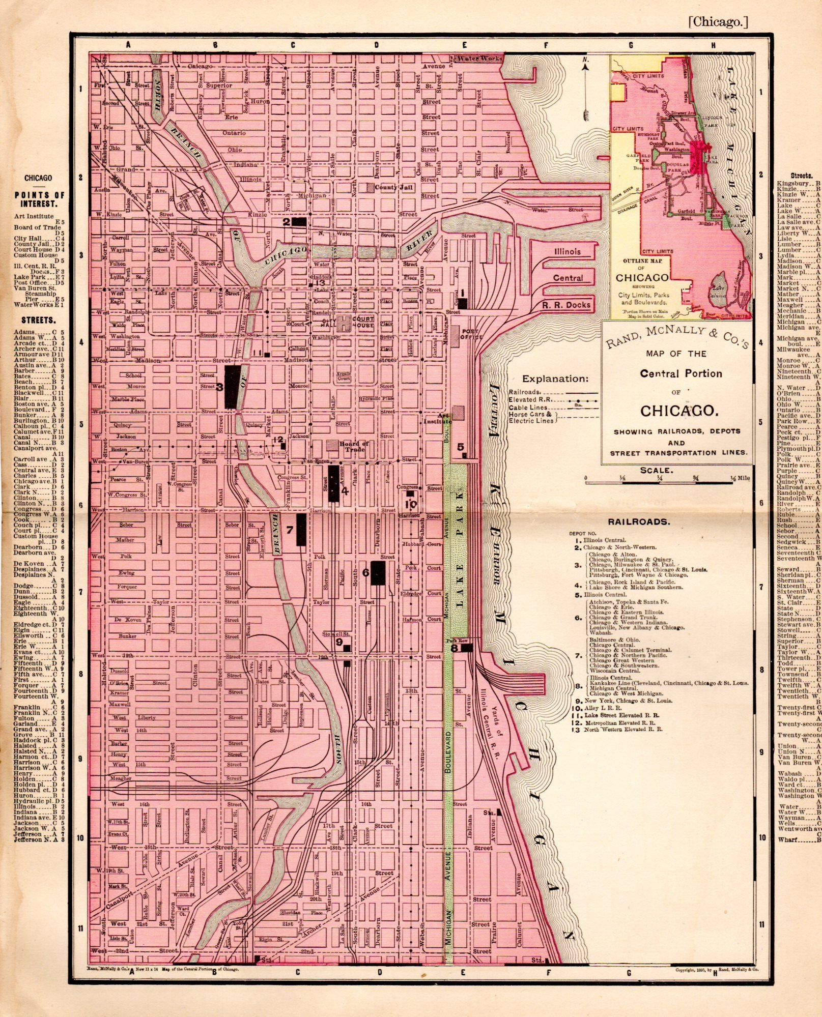 1897 Antique Chicago Map, Vintage Chicago Map, Map of ... on usa map va, usa map sd, usa map dc, usa map in milwaukee, usa map of cincinnati, usa map ai, usa map new jersey, usa map re, usa map fl, usa map louisiana, usa map springfield, usa map ke, usa map washington, usa map oh, usa map indiana, usa map chicago, usa map ia,