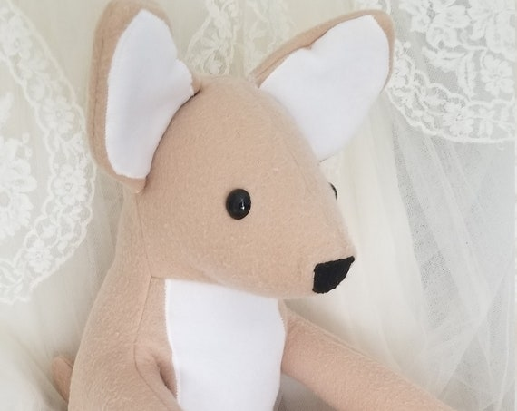 Sweet Deer Stuffed Animal