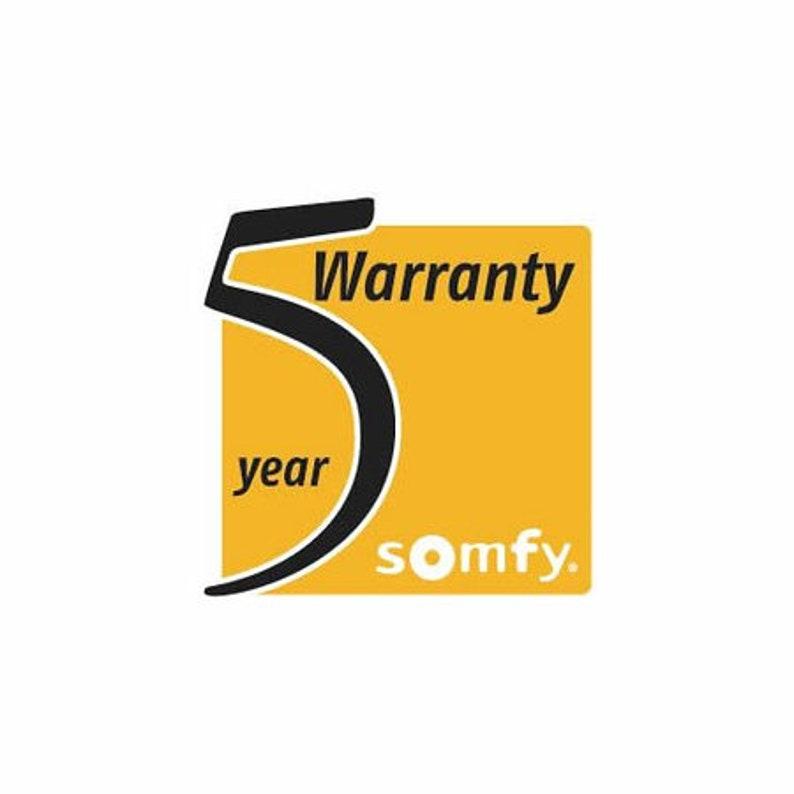 For Somfy Motors Rollease T3.5 Flat Mount Bracket