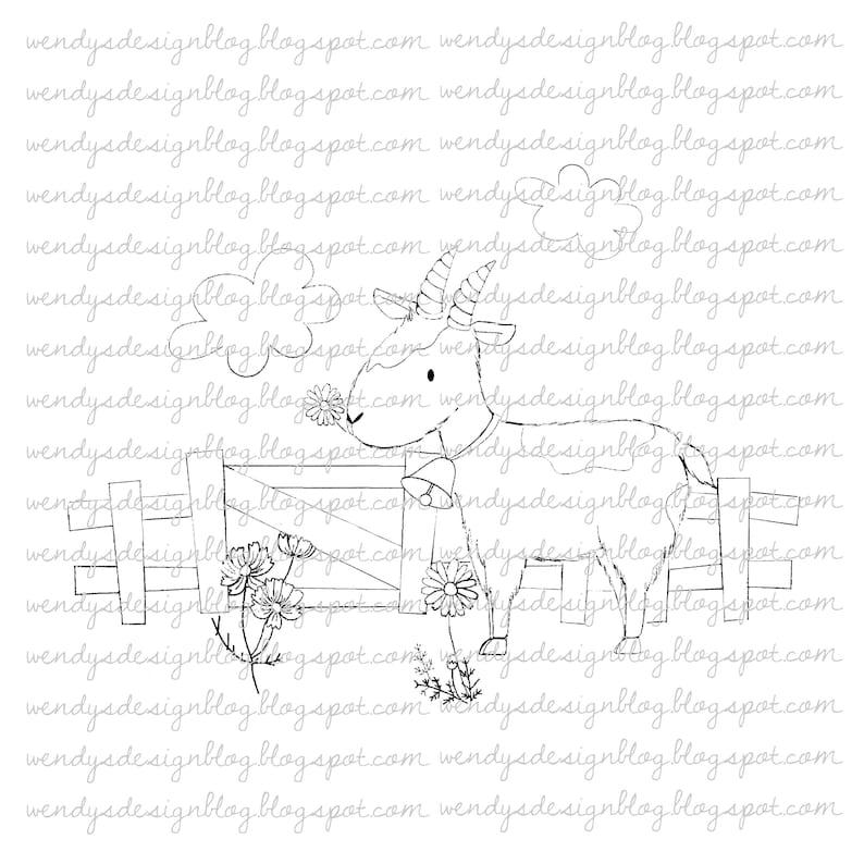 Billy goat image 0