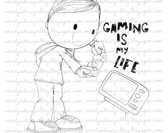 Gaming is My Life